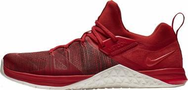 Nike Metcon Flyknit 3 - Red