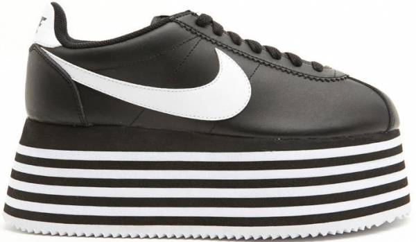 13 Reasons to NOT to Buy Comme des Garcons x Nike Cortez Platform ... bf9d68a85