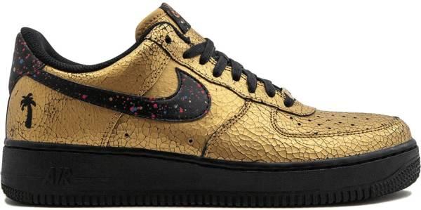 various colors 06dee d9b9b Nike Air Force 1 07 Metallic Gold
