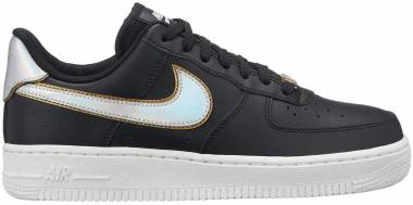 Nike Air Force 1 07 Metallic - Black