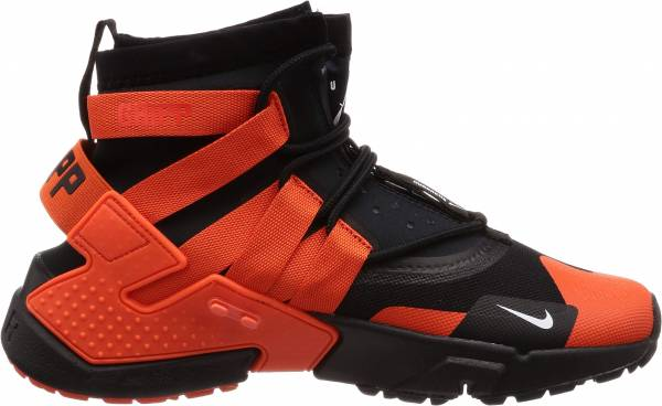 Nike Air Huarache Gripp - Black/Team Orange (AO1730001)