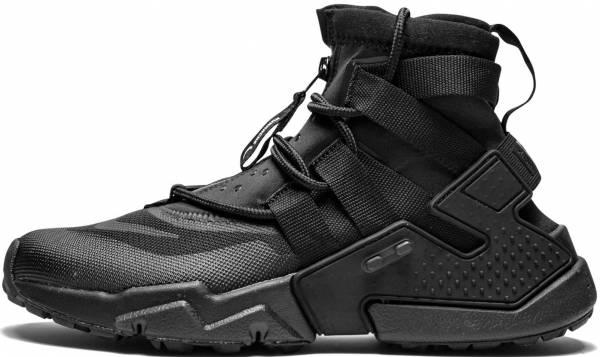 size 40 8b2d6 016ad Nike Air Huarache Gripp Black