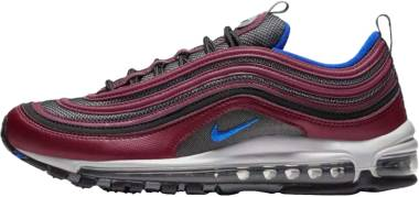 Nike Air Max 97 - Multicolore (Cool Grey/Racer Blue/Night Maroon 012)