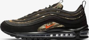 Nike Air Max 97 Black/Team Orange/Black Men