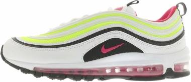 Nike Air Max 97 - White/Rush Pink-black-volt (CI9871100)