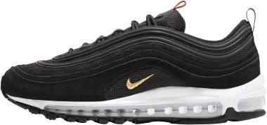 Nike Air Max 97 - Black White Metallic Gold (CI3708001)