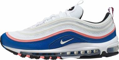 Nike Air Max 97 - White/Game Royal/Pink Gaze/White (921826107)