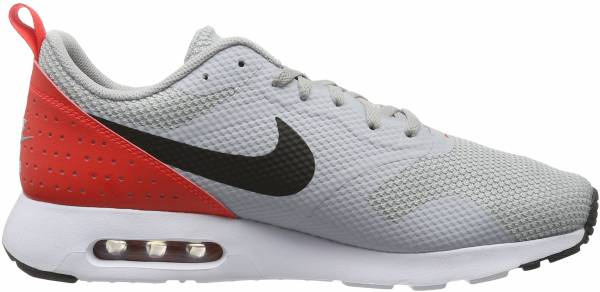 big sale 608a3 742cc Nike Air Max Tavas Grau (Wolf Grey Black-max Orange)
