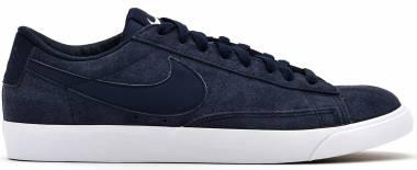 Nike Blazer Low Suede - blue (AJ9516400)
