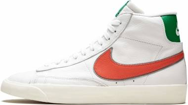 Nike Blazer Mid - White/Red (CJ6101100)