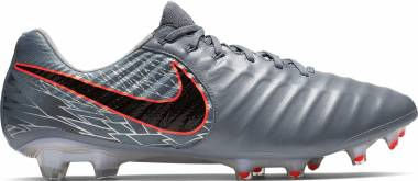 Nike Legend 7 Elite Firm Ground - Silver (AH7238408)