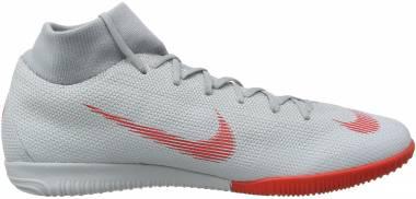 Nike SuperflyX 6 Academy Indoor - Grigio Grau Rot 060 (AH7369701)