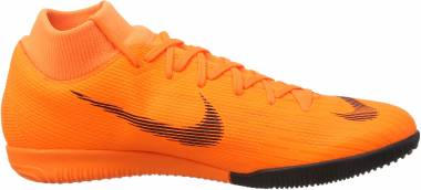 Nike SuperflyX 6 Academy Indoor Orange (Orange/ Schwarz 810) Men