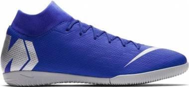 Nike SuperflyX 6 Academy Indoor - Azzuro (AH7369400)