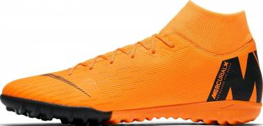 Nike SuperflyX 6 Academy Turf - Total Orange/ Black