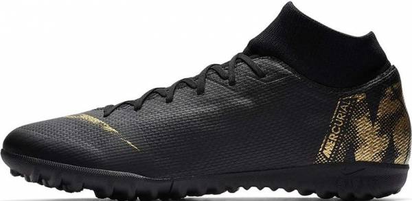 Nike SuperflyX 6 Academy Turf - Black (AH7370077)