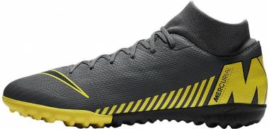 Nike SuperflyX 6 Academy Turf - Grey (AH7370070)
