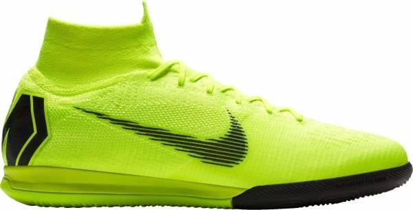 Nike SuperflyX 6 Elite Indoor - Volt/Black (AH7373701)