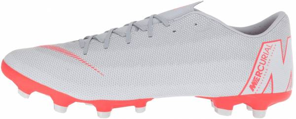 Nike Vapor 12 Academy Multi-Ground Gray