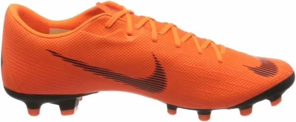 Nike Vapor 12 Academy Multi-Ground - Orange (Orange/Schwarz Orange/Schwarz) (AH7375810)