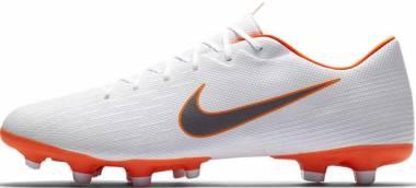 Nike Vapor 12 Academy Multi-Ground - White (AH7375107)
