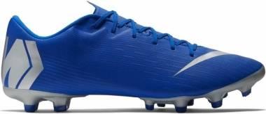 Nike Vapor 12 Academy Multi-Ground - Blue (AH7375400)