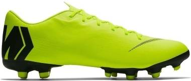 Nike Vapor 12 Academy Multi-Ground - Green Volt Black 701 (AH7375701)