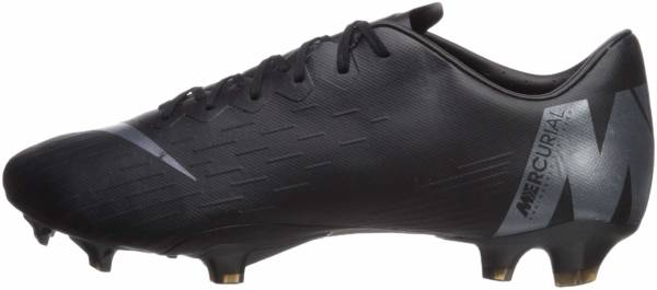 Nike Vapor 12 Pro Firm Ground - Black Black Black 001 (AH7382001)