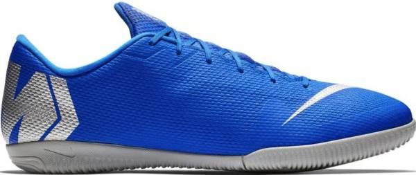 Nike VaporX 12 Academy Indoor - Black/Metallic Vivid Gold (AH7383400)