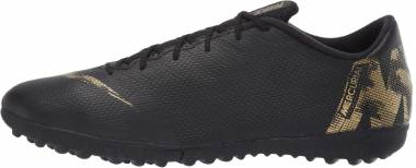 Nike VaporX 12 Academy Turf - Black
