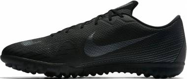 Nike VaporX 12 Academy Turf Black Men