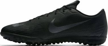 Nike VaporX 12 Academy Turf - Black (AH7384001)
