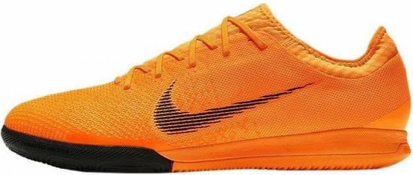 Nike VaporX 12 Pro Indoor - Mehrfarbig Total Orange Black 810 (AH7387810)