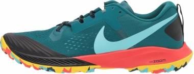 Nike Air Zoom Terra Kiger 5 - Multicolore (Gde Teal/Aurora Green/Black 302)