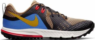 Nike Air Zoom Wildhorse 5 - BeecHeatheree / University Gold / Off Noir