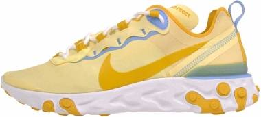 Nike React Element 55 - Yellow (BQ2728700)