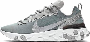 Nike React Element 55 - Silver (BQ6166007)