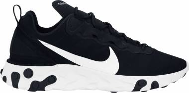 Nike React Element 55 - Black/White (BQ2728003)
