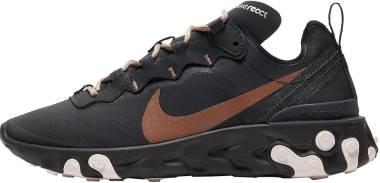 Nike React Element 55 - Oil Grey (CT1186001)