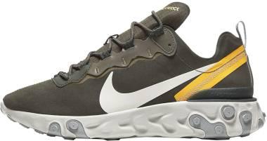 Nike React Element 55 - Olive