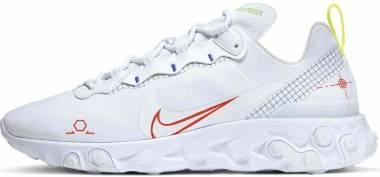 Nike React Element 55 - White (CU3009101)