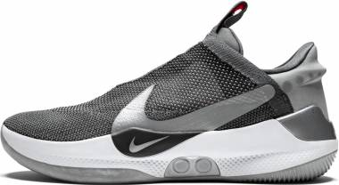 Nike Adapt BB - Dark Grey, Multi-color