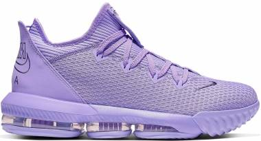 Nike LeBron 16 Low - Purple