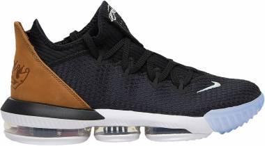 Nike LeBron 16 Low Black/Gold/Wheat Men