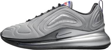 Nike Air Max 720 - Metallic Silver Off Noir Cosmic Clay (AO2924019)