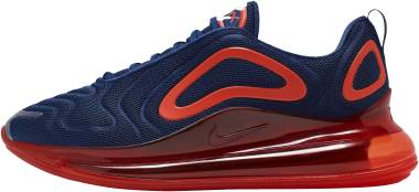 Nike Air Max 88 Mens Shoes BlackWhiteBlueOrange,2017 nike