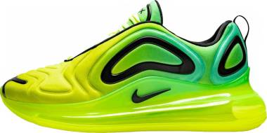 Nike Air Max 720 - Volt/Black/Bordeaux/Volt/Space Glow (AO2924701)