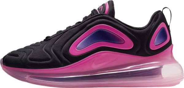 Nike Air Max 720 Multicolore (Black/Black/Pink Blast/Regency Purple 5)