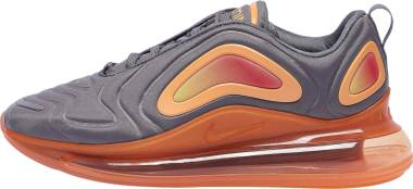 Nike Air Max 720 - Gunsmoke / Fuel Orange (AO2924006)