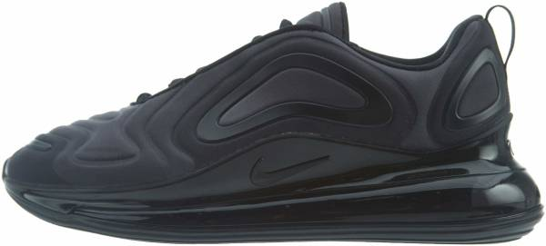 on sale 67054 2d78c Nike Air Max 720 Black Black Anthracite